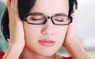 Почему звенит в ушах что делать