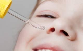 Как промывать нос физраствором ребенку 3 года
