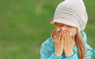 Ребенок часто чихает что это значит