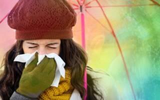 Чем полечить насморк в домашних условиях
