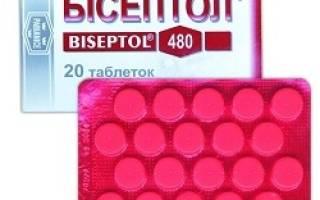 Бисептол для взрослых