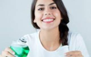 Чем прополоскать рот при воспалении