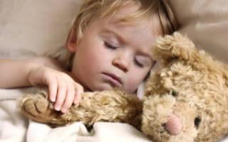 Ребенок кашляет ночью а днем мало