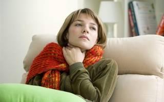 Почему постоянно болит горло – причины у взрослых
