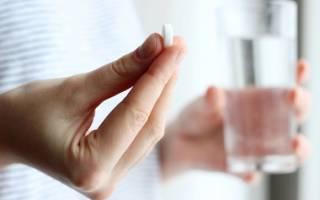 Таблетки от насморка и заложенности носа