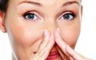 Корочки в носу – почему образуются: причины и лечение