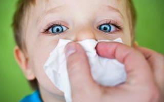 Можно ли высасывать сопли у ребенка