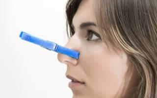 Постоянно заложен нос – основные причины и способы лечения