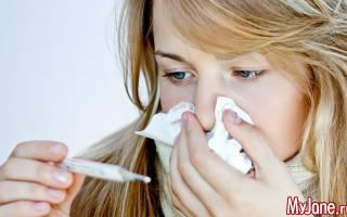 Кашель при вирусной инфекции — Грипп