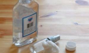 Можно ли капать этиловый спирт в ухо