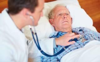 Серозно гнойная пневмония