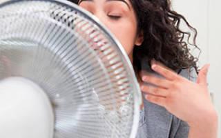 Нарушение терморегуляции организма лечение