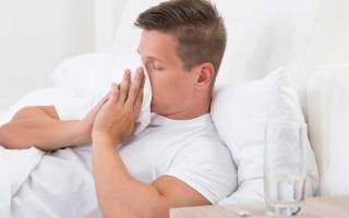 Как остановить течение из носа при насморке