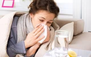 Эффективные препараты от простуды и орви