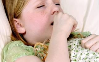 Почему у ребенка долго не проходит кашель
