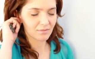 Неприятный запах изо уха причины