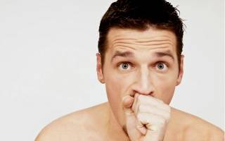 Сухой кашель на нервной почве у взрослого