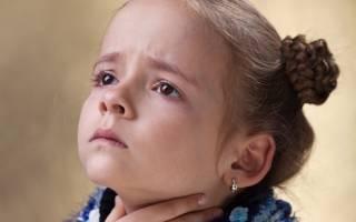 У ребенка охрип голос как лечить комаровский