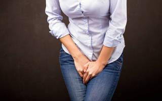Недержание мочи при чихании у женщин — причины и лечение 2020
