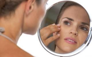 Шишка на щеке под кожей — Уход за лицом