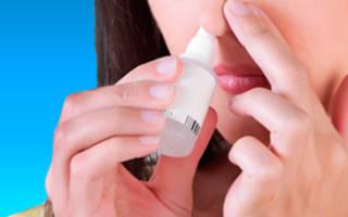 Насморк и чихание без температуры у взрослого