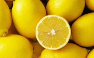 Можно ли есть лимон при ангине или нет?