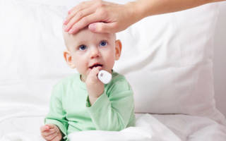 Какая температура критична для ребенка