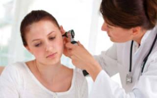 Лечение отосклероза без операции
