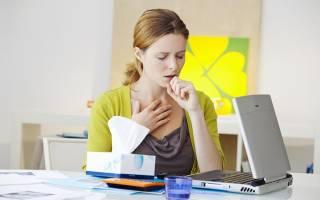 Почему долго не проходит кашель у взрослого
