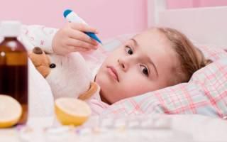 Температура при ларингите у детей сколько дней