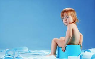 Длительный понос у ребенка без температуры