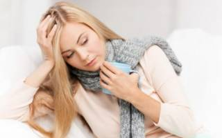 При простуде аспирин с — Простуда