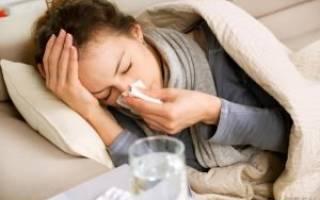 Болит горло на ранних сроках беременности