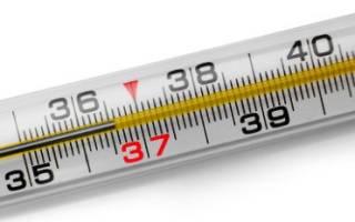 Критическая температура тела человека