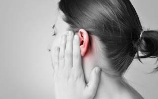 После простуды пропал слух как лечить — Грипп
