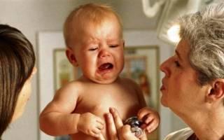Натирание от кашля для детей — Простуда