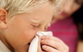 Гайморит признаки симптомы у детей