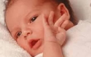Кашель у новорожденного 2 месяца