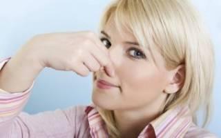 Запах крови в носу: причины и лечение — Superfb